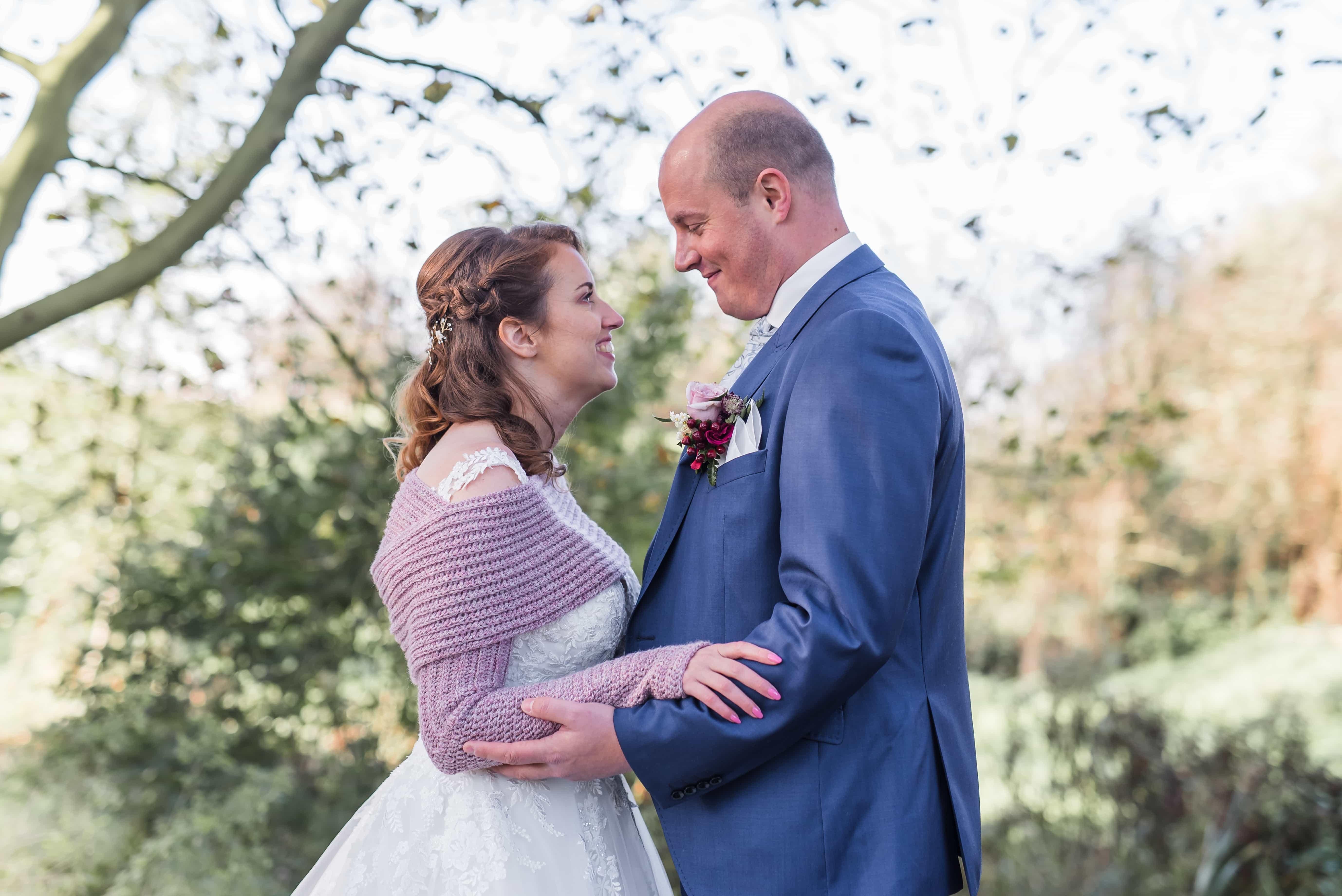 bruiloft bianca en ruud